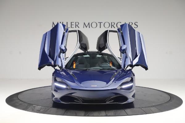 Used 2018 McLaren 720S Luxury for sale Sold at Alfa Romeo of Westport in Westport CT 06880 12