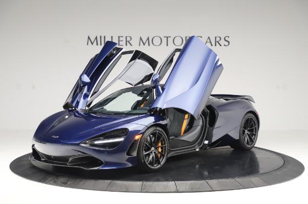 Used 2018 McLaren 720S Luxury for sale Sold at Alfa Romeo of Westport in Westport CT 06880 13