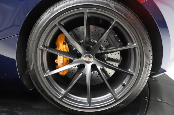 Used 2018 McLaren 720S Luxury for sale Sold at Alfa Romeo of Westport in Westport CT 06880 15