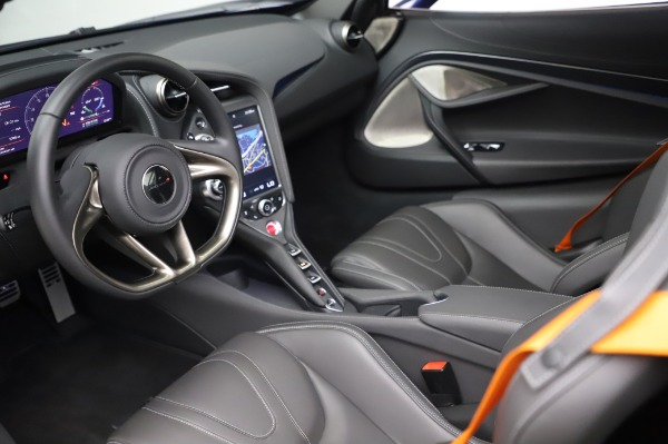 Used 2018 McLaren 720S Luxury for sale Sold at Alfa Romeo of Westport in Westport CT 06880 16