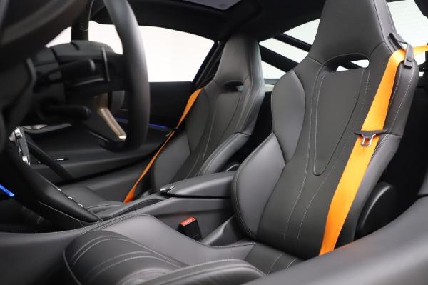 Used 2018 McLaren 720S Luxury for sale Sold at Alfa Romeo of Westport in Westport CT 06880 18