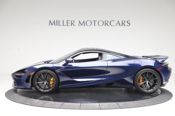 Used 2018 McLaren 720S Luxury for sale Sold at Alfa Romeo of Westport in Westport CT 06880 2