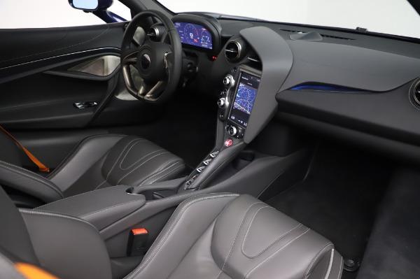 Used 2018 McLaren 720S Luxury for sale Sold at Alfa Romeo of Westport in Westport CT 06880 20