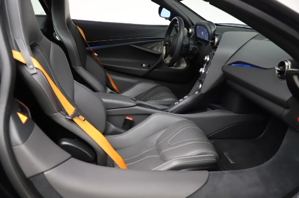 Used 2018 McLaren 720S Luxury for sale Sold at Alfa Romeo of Westport in Westport CT 06880 21