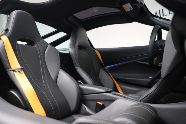 Used 2018 McLaren 720S Luxury for sale Sold at Alfa Romeo of Westport in Westport CT 06880 22