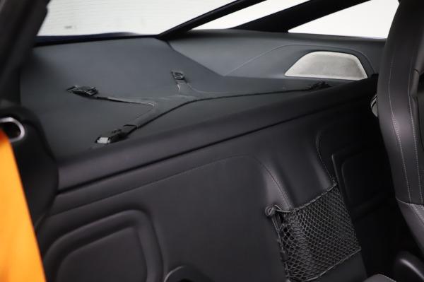 Used 2018 McLaren 720S Luxury for sale Sold at Alfa Romeo of Westport in Westport CT 06880 23