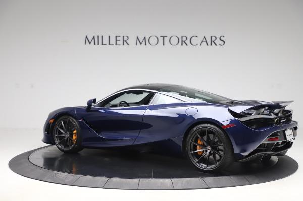 Used 2018 McLaren 720S Luxury for sale Sold at Alfa Romeo of Westport in Westport CT 06880 3