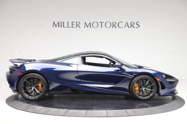 Used 2018 McLaren 720S Luxury for sale Sold at Alfa Romeo of Westport in Westport CT 06880 8