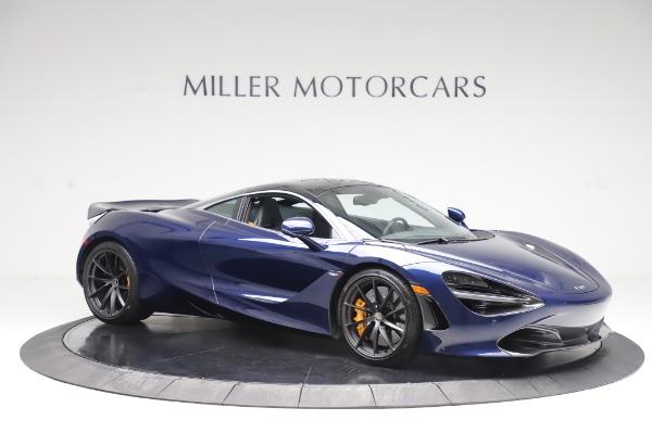Used 2018 McLaren 720S Luxury for sale Sold at Alfa Romeo of Westport in Westport CT 06880 9