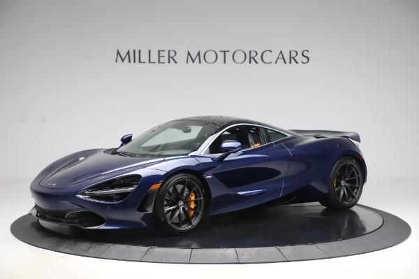 Used 2018 McLaren 720S Luxury for sale Sold at Alfa Romeo of Westport in Westport CT 06880 1