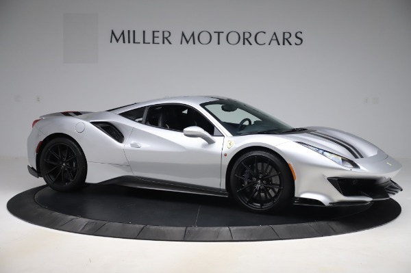 Used 2019 Ferrari 488 Pista for sale $445,900 at Alfa Romeo of Westport in Westport CT 06880 10