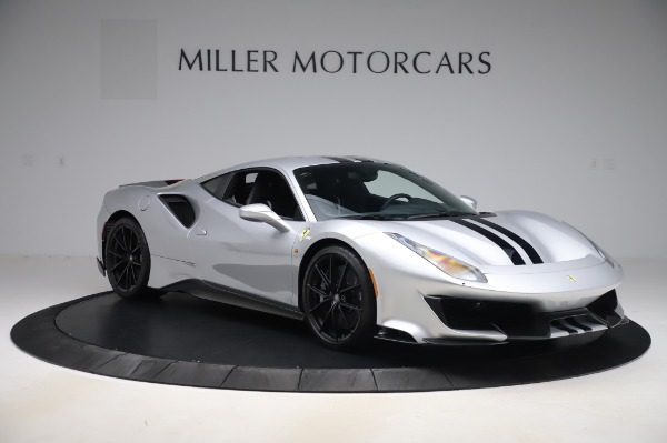 Used 2019 Ferrari 488 Pista for sale $445,900 at Alfa Romeo of Westport in Westport CT 06880 11