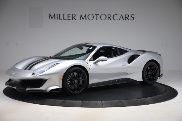 Used 2019 Ferrari 488 Pista for sale $445,900 at Alfa Romeo of Westport in Westport CT 06880 2