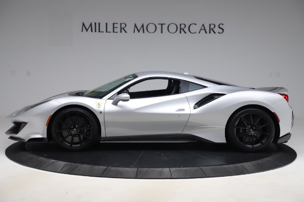 Used 2019 Ferrari 488 Pista for sale $445,900 at Alfa Romeo of Westport in Westport CT 06880 3