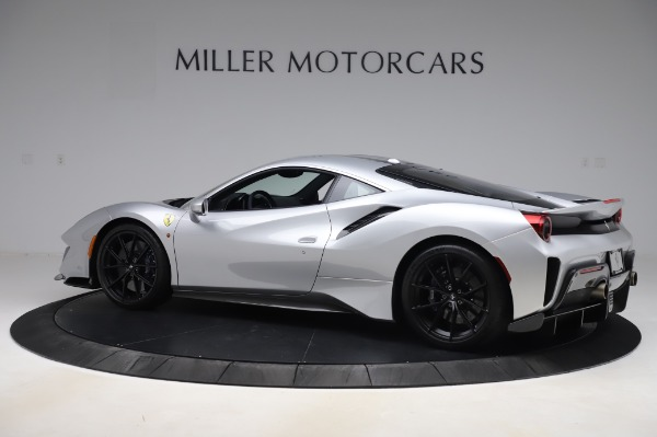 Used 2019 Ferrari 488 Pista for sale $445,900 at Alfa Romeo of Westport in Westport CT 06880 4