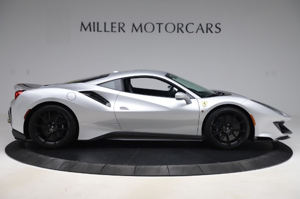 Used 2019 Ferrari 488 Pista for sale $445,900 at Alfa Romeo of Westport in Westport CT 06880 9
