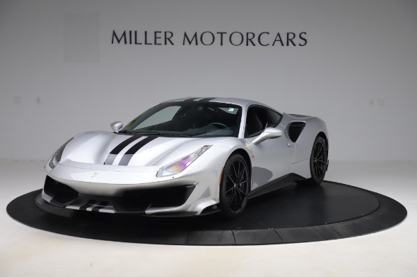Used 2019 Ferrari 488 Pista for sale $445,900 at Alfa Romeo of Westport in Westport CT 06880 1