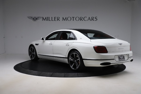 New 2020 Bentley Flying Spur W12 First Edition for sale Sold at Alfa Romeo of Westport in Westport CT 06880 5