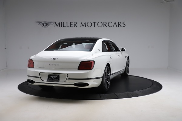 New 2020 Bentley Flying Spur W12 First Edition for sale Sold at Alfa Romeo of Westport in Westport CT 06880 7