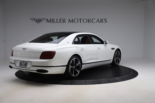 New 2020 Bentley Flying Spur W12 First Edition for sale Sold at Alfa Romeo of Westport in Westport CT 06880 8