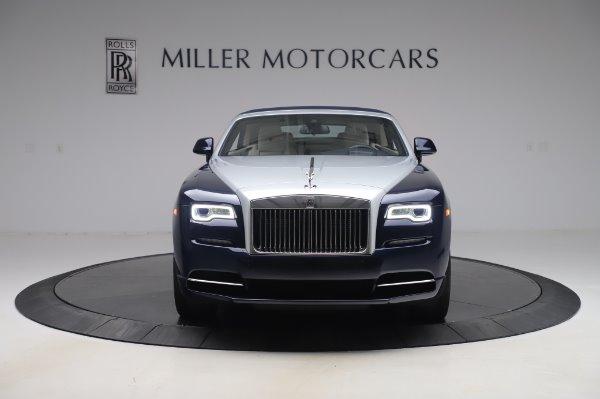 Used 2017 Rolls-Royce Dawn Base for sale $248,900 at Alfa Romeo of Westport in Westport CT 06880 12