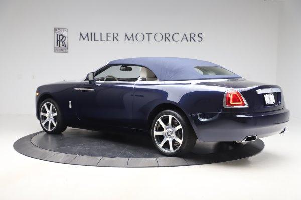 Used 2017 Rolls-Royce Dawn Base for sale $248,900 at Alfa Romeo of Westport in Westport CT 06880 15