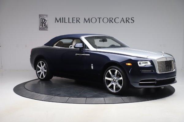 Used 2017 Rolls-Royce Dawn Base for sale $248,900 at Alfa Romeo of Westport in Westport CT 06880 19
