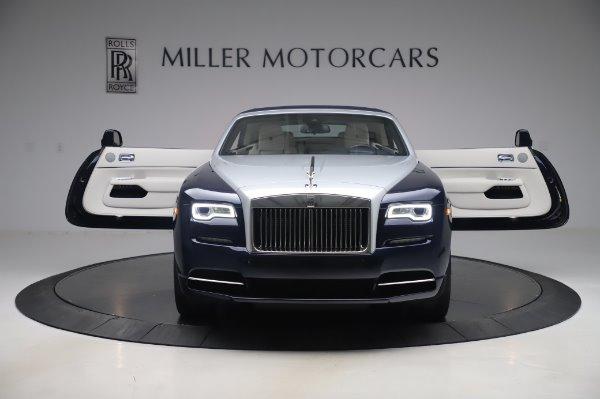 Used 2017 Rolls-Royce Dawn for sale $248,900 at Alfa Romeo of Westport in Westport CT 06880 20