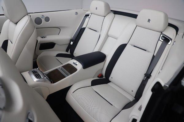 Used 2017 Rolls-Royce Dawn for sale $248,900 at Alfa Romeo of Westport in Westport CT 06880 23