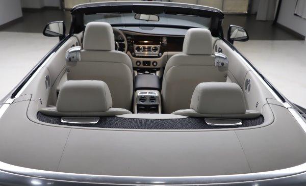Used 2017 Rolls-Royce Dawn Base for sale $248,900 at Alfa Romeo of Westport in Westport CT 06880 26
