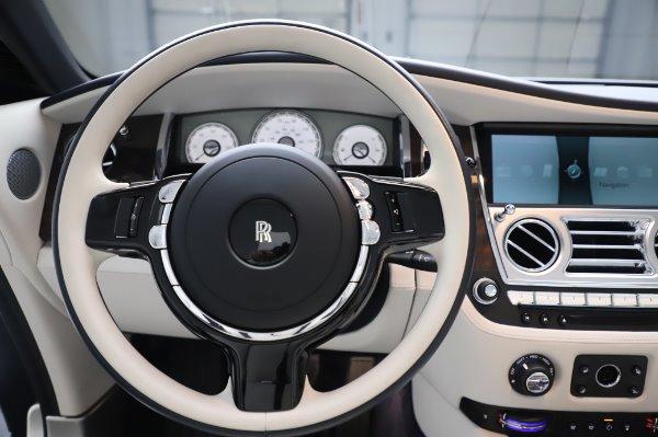 Used 2017 Rolls-Royce Dawn Base for sale $248,900 at Alfa Romeo of Westport in Westport CT 06880 27