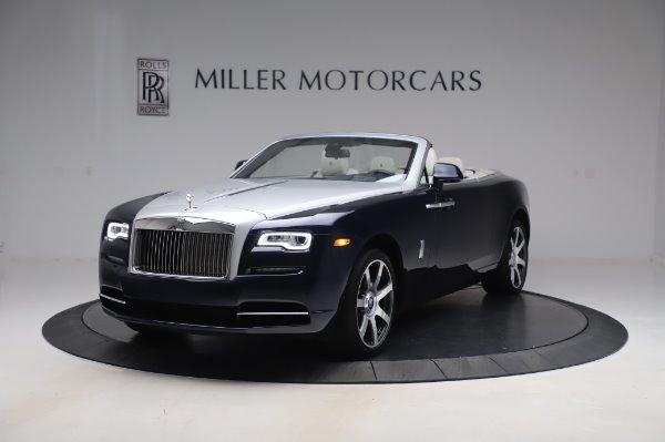 Used 2017 Rolls-Royce Dawn Base for sale $248,900 at Alfa Romeo of Westport in Westport CT 06880 3