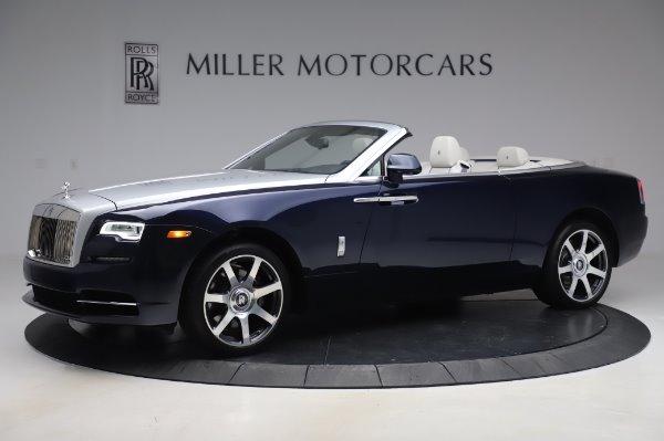 Used 2017 Rolls-Royce Dawn Base for sale $248,900 at Alfa Romeo of Westport in Westport CT 06880 4