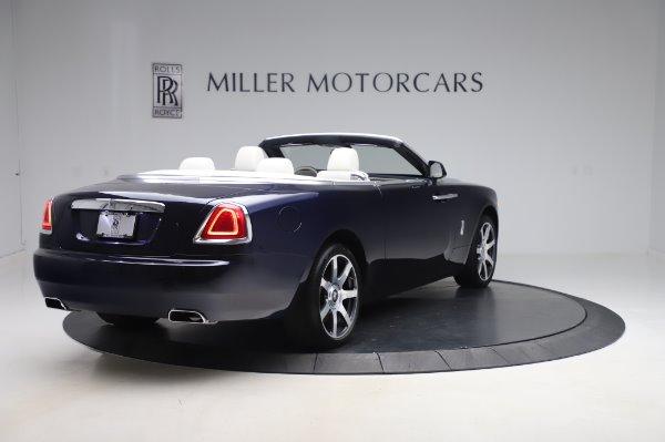 Used 2017 Rolls-Royce Dawn Base for sale $248,900 at Alfa Romeo of Westport in Westport CT 06880 8