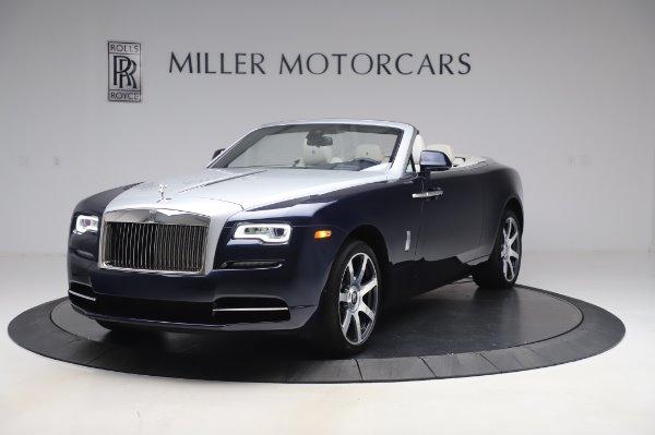 Used 2017 Rolls-Royce Dawn for sale $248,900 at Alfa Romeo of Westport in Westport CT 06880 1