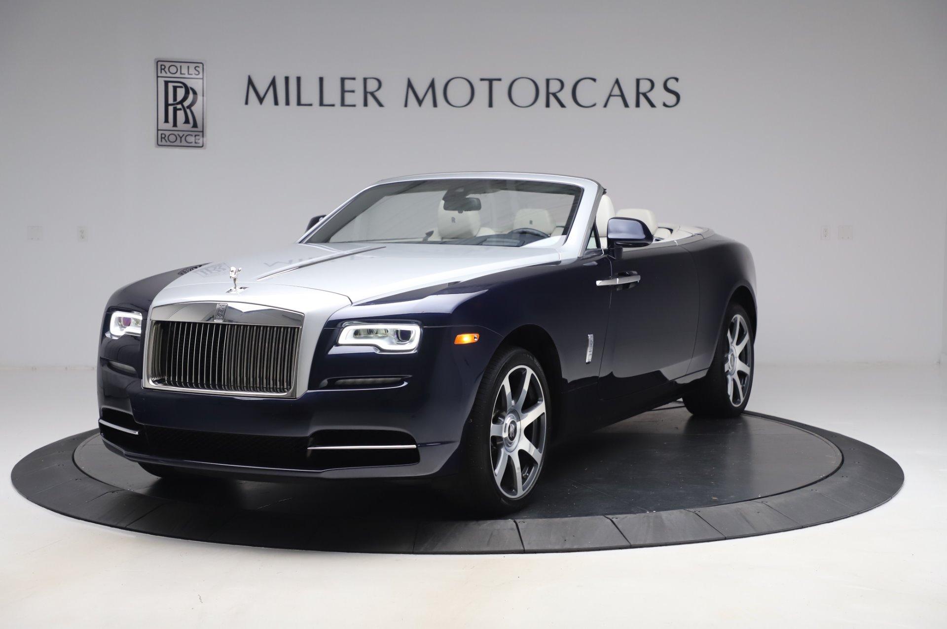 Used 2017 Rolls-Royce Dawn Base for sale $248,900 at Alfa Romeo of Westport in Westport CT 06880 1