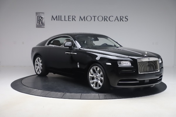Used 2015 Rolls-Royce Wraith Base for sale Call for price at Alfa Romeo of Westport in Westport CT 06880 10