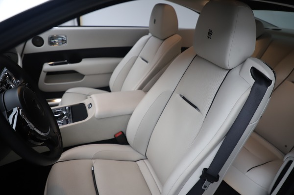 Used 2015 Rolls-Royce Wraith for sale Call for price at Alfa Romeo of Westport in Westport CT 06880 12