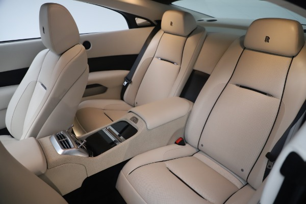 Used 2015 Rolls-Royce Wraith Base for sale Call for price at Alfa Romeo of Westport in Westport CT 06880 14