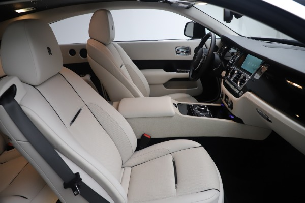 Used 2015 Rolls-Royce Wraith Base for sale Call for price at Alfa Romeo of Westport in Westport CT 06880 16