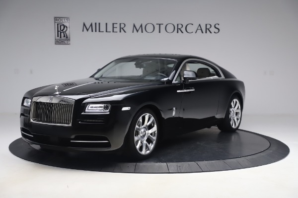Used 2015 Rolls-Royce Wraith Base for sale Call for price at Alfa Romeo of Westport in Westport CT 06880 2