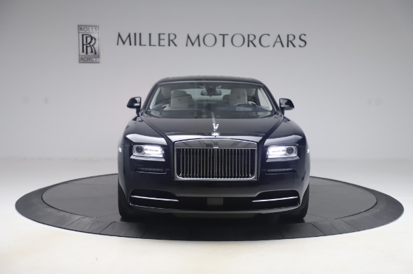 Used 2015 Rolls-Royce Wraith Base for sale Call for price at Alfa Romeo of Westport in Westport CT 06880 5
