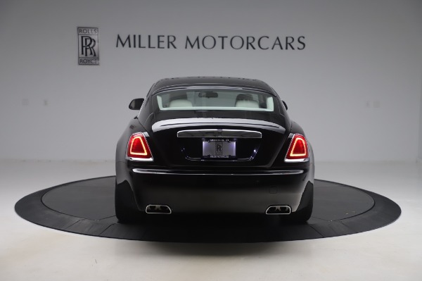 Used 2015 Rolls-Royce Wraith Base for sale Call for price at Alfa Romeo of Westport in Westport CT 06880 6