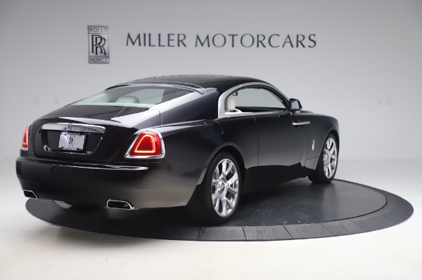 Used 2015 Rolls-Royce Wraith for sale Call for price at Alfa Romeo of Westport in Westport CT 06880 7