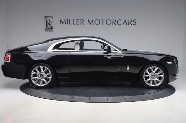 Used 2015 Rolls-Royce Wraith for sale Call for price at Alfa Romeo of Westport in Westport CT 06880 8