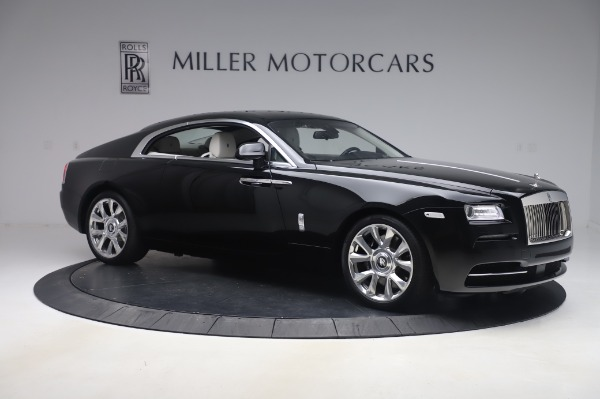 Used 2015 Rolls-Royce Wraith Base for sale Call for price at Alfa Romeo of Westport in Westport CT 06880 9