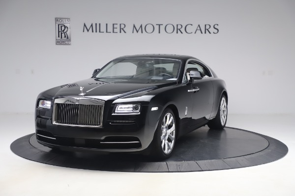 Used 2015 Rolls-Royce Wraith for sale Call for price at Alfa Romeo of Westport in Westport CT 06880 1