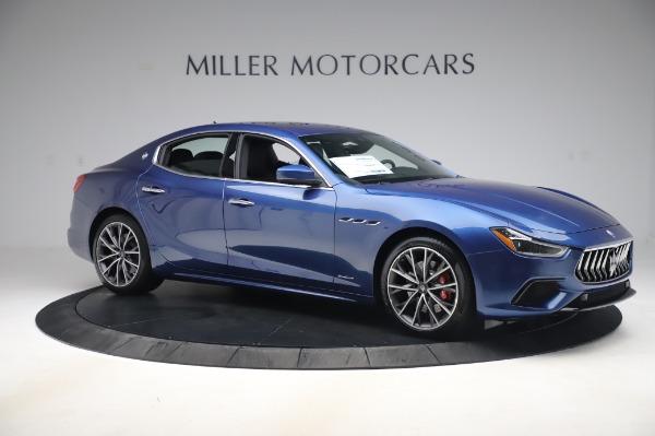 New 2020 Maserati Ghibli S Q4 GranSport for sale $94,935 at Alfa Romeo of Westport in Westport CT 06880 10