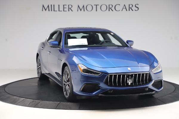 New 2020 Maserati Ghibli S Q4 GranSport for sale $94,935 at Alfa Romeo of Westport in Westport CT 06880 11