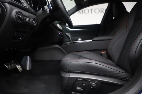 New 2020 Maserati Ghibli S Q4 GranSport for sale $94,935 at Alfa Romeo of Westport in Westport CT 06880 14